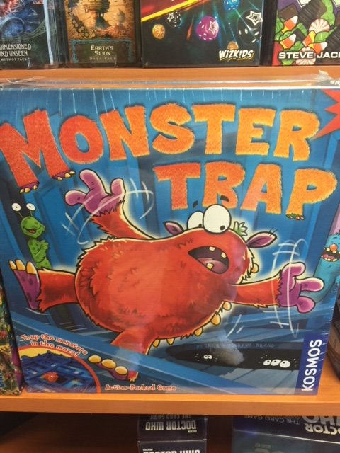 MonsterTrap