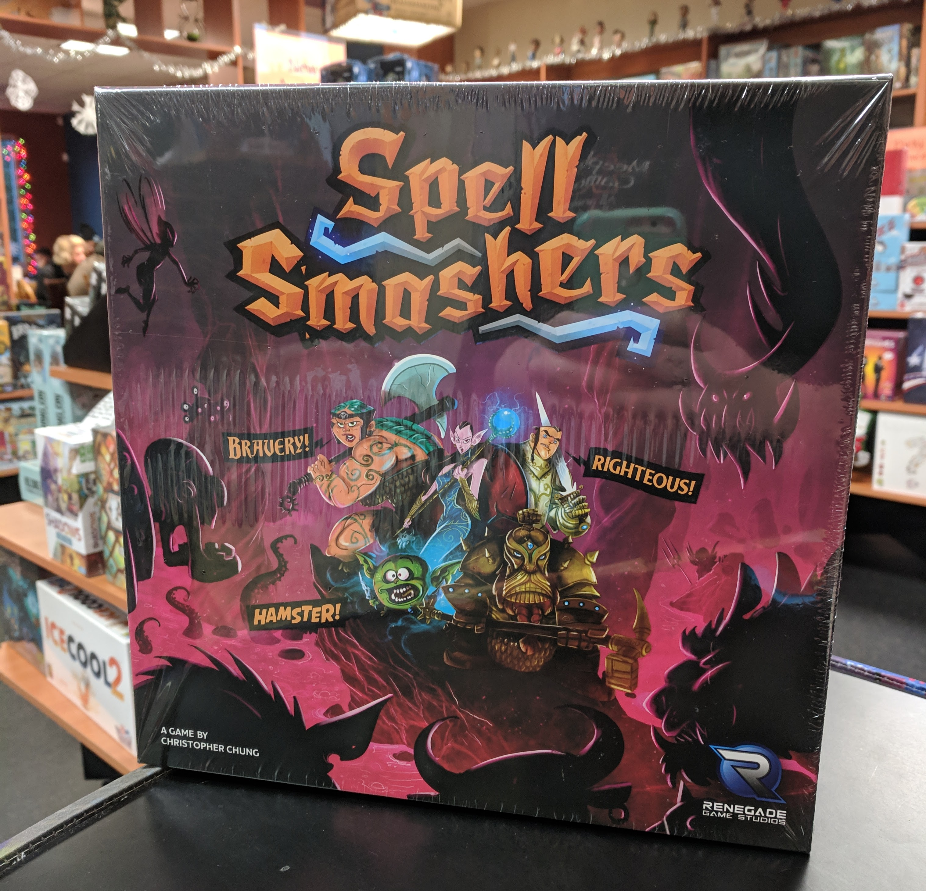 New Games Archives Meeples Speed Circuit Image Boardgamegeek Spell Smashers 1 5 Players 45 Mins 12